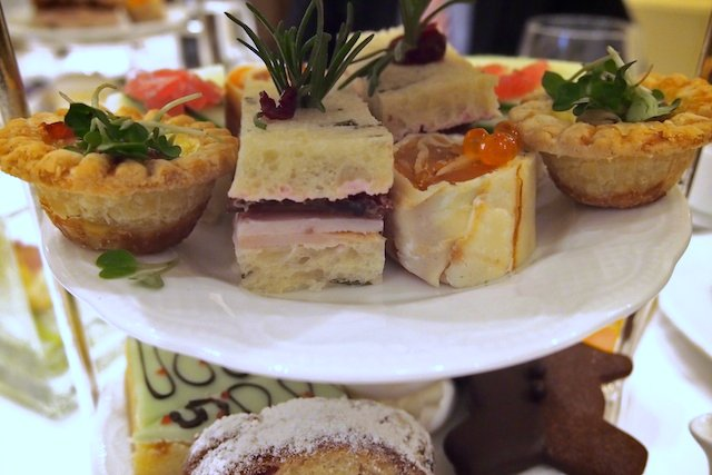 Fairmont Olympic Seattle - Holiday Tea