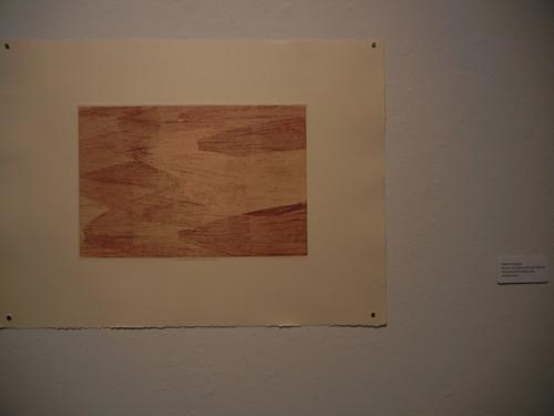 Art Practice Department Honor Student Show, Worth Ryder Gallery, UC Berkeley _ 8520