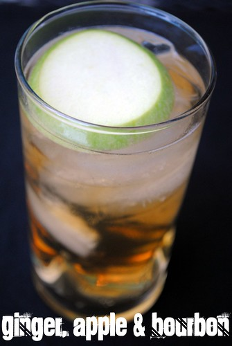 Ginger, Apple & Bourbon