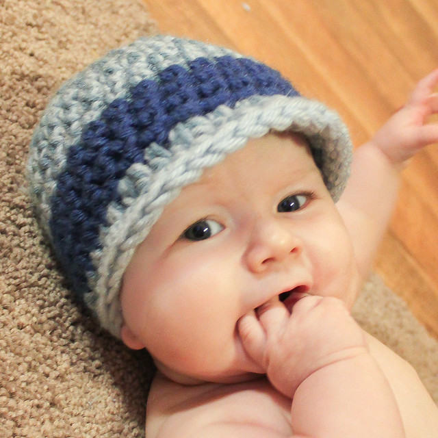 Crochet Cloche Hat Brim Pattern : Cloche brim hat crochet pattern Flickr - Photo Sharing!