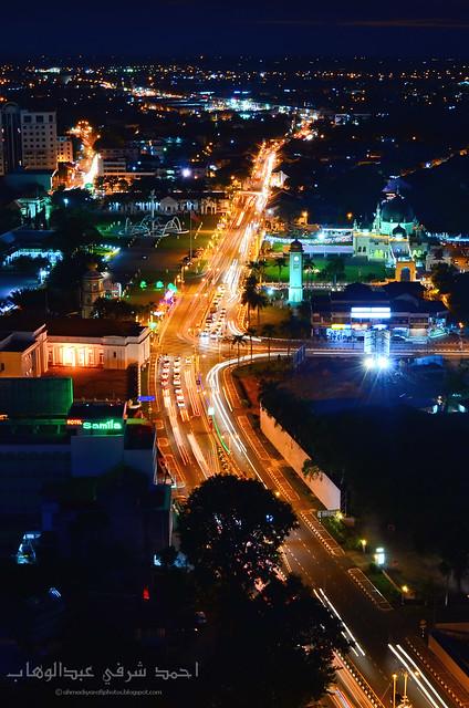 Heart of Alor Setar City