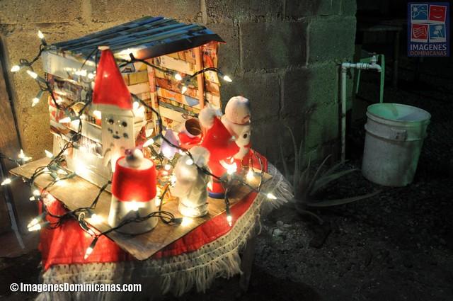 Santo Domingo se viste de Navidad