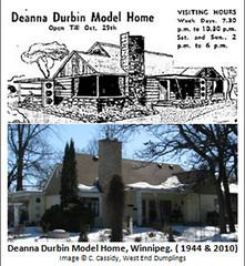 Deanna Durbin Model House