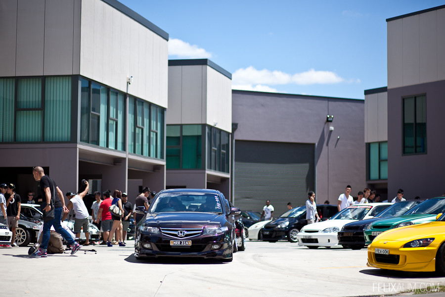 JDM Yard End of Year BBQ 2011