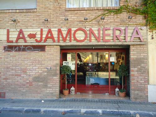 Zaragoza | La Jamonería | Exterior