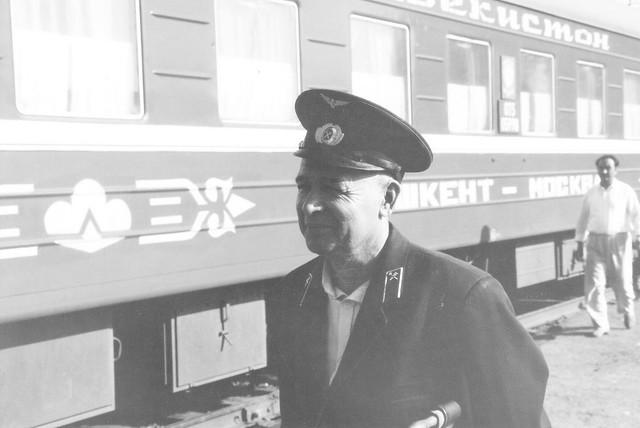 Voyage - Soviet Union Tashkent 1992