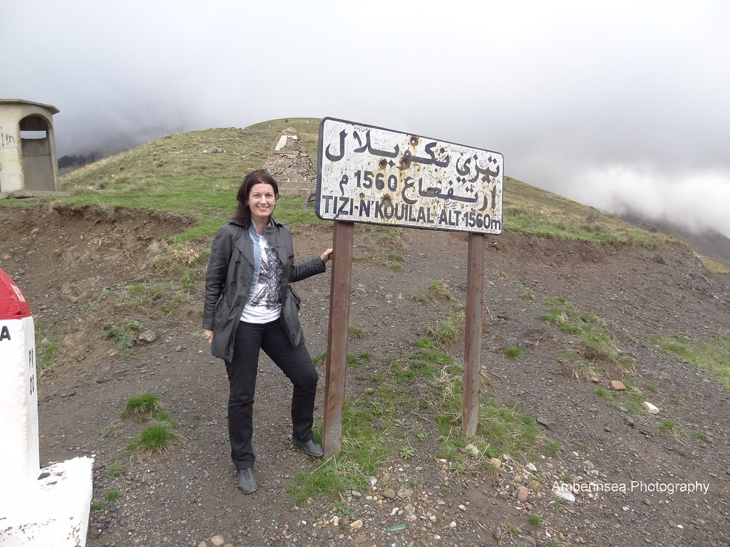 I was there - Tizi N'Kouilal / Altitude 1560m - Algeria Flickr