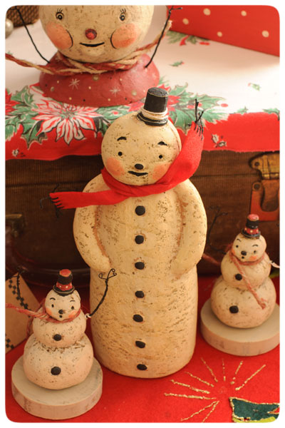 Snowmen-Reproductions