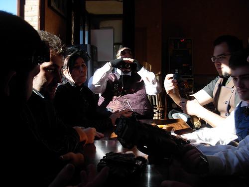 Crónicas de unas Jornadas Anunciadas. Vol III. El Domingo. 6465800645_0723386b74