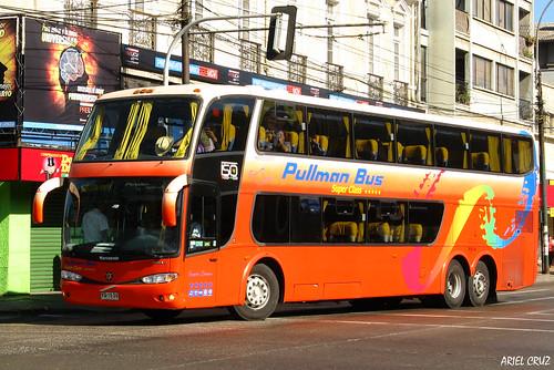 Pullman Bus | Marcopolo Paradiso 1800 DD / YG1534