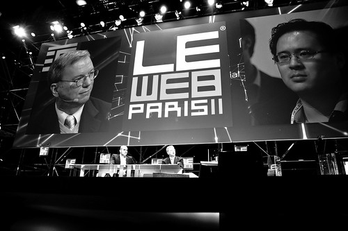 LeWeb 11 @ Les Docks Paris