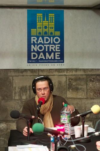 Radiodon à Notre Dame de Paris