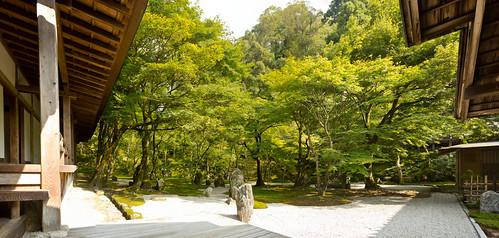 Jardín budista en Dazaifu