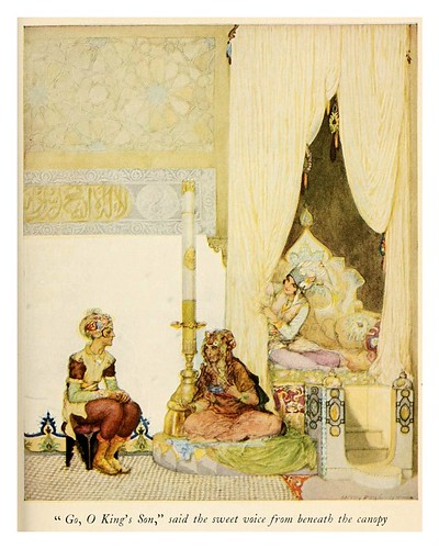007-Tales of the Persian genii 1917-ilustrado por Willy Pogany