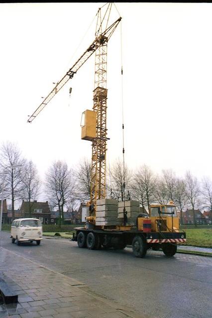 Joe Holland Vw >> A mobile tower crane | Flickr - Photo Sharing!