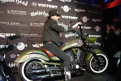 Lemmy of Motörhead
