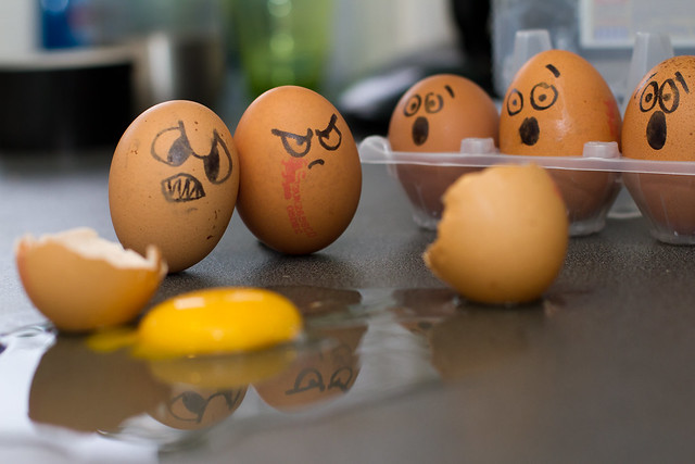 day 77 - bad eggs (explore 2011_12_11)
