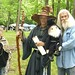 Me and the Wizard at kids games during Mayday