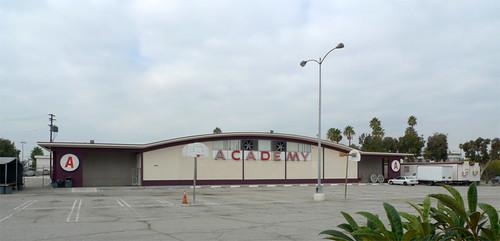 """Former Safeway store, """"Academy"""""""