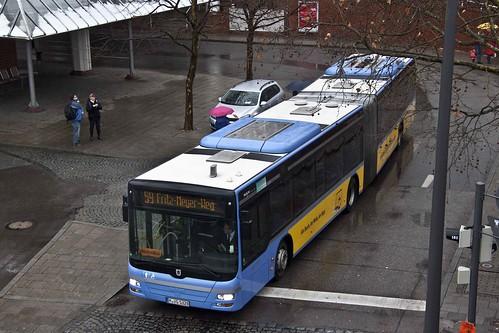 Lions City aufm 59er in Richtung Fritz-Meyer-Weg