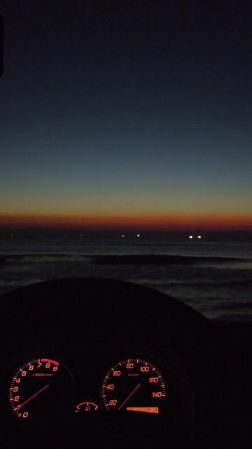 夜明け前 アクティバン