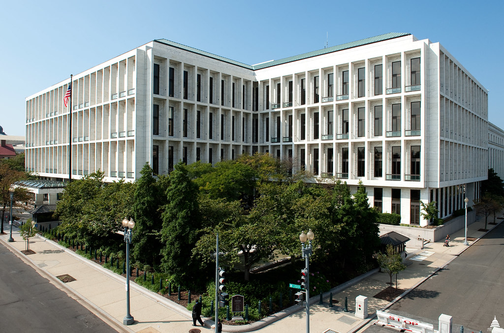 Hart Senate Office Building  Architect of the Capitol  United