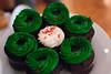 Cupcake wreath by phil dokas