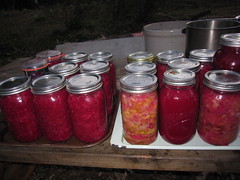 pickling, mason jar, produce, food preservation, food, canning,