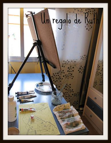 El mejor regalo que me han hecho jamás. De Ruth Morales, por supuesto. (II) by Rebeca_Rodriguez