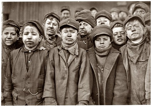 Baby Coal Miners by John McNab
