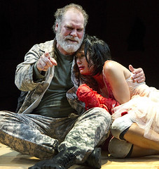 Titus Andronicus.Public Theater/Anspacher Theater.