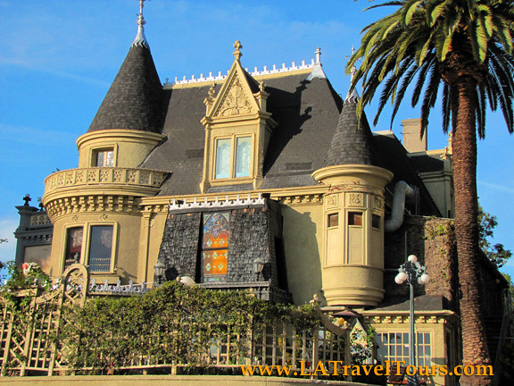 Magic Castle in Hollywood Hills | Flickr - Photo Sharing!
