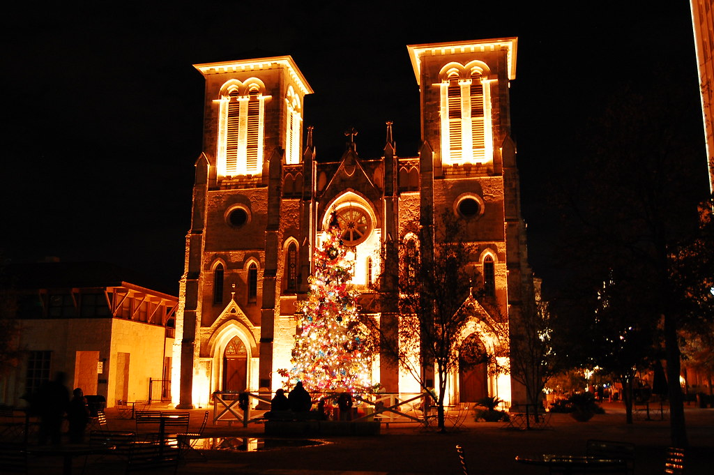 San Fernando Cathedral In San Antonio Texas