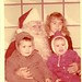 Betty, Richy, Rusty w Santa