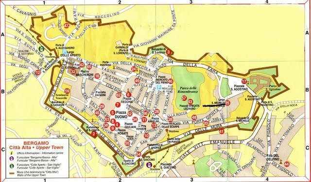 Bergamo plano