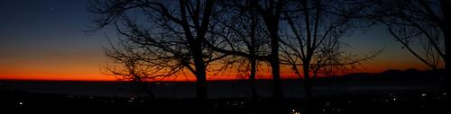 sunset 19 dic 2011