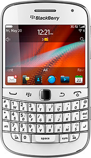 Powered by BlackBerry 7, 10.5mm, NFC
