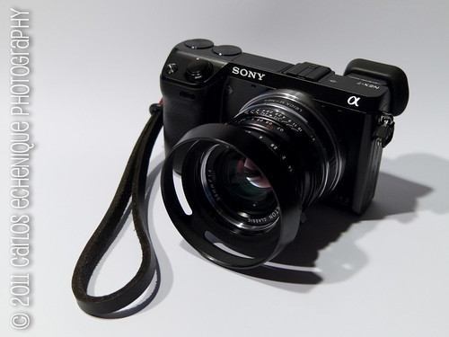 Sony NEX-7 has arrived!