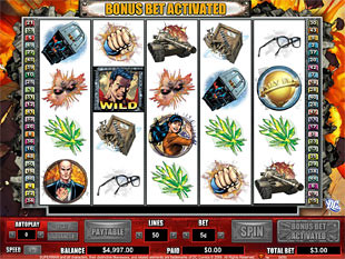 Superman slot game online review