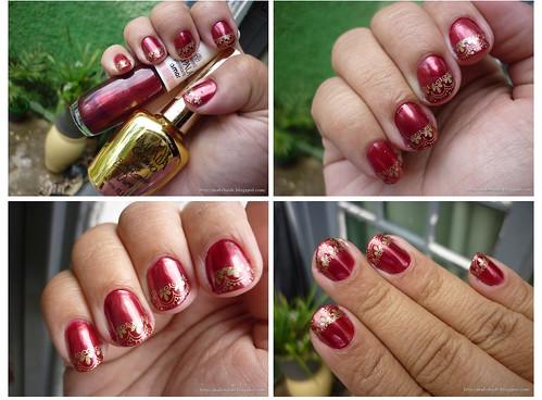 Especial Nail Art - Amor(Impala) e Ouro (Impala Cromo)