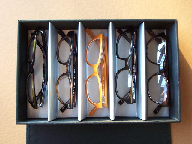 warby parker home try-ons