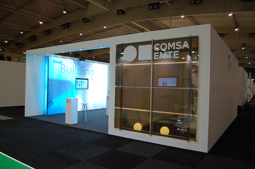 COMSA EMTE plays an active part in the first Smart City Expo