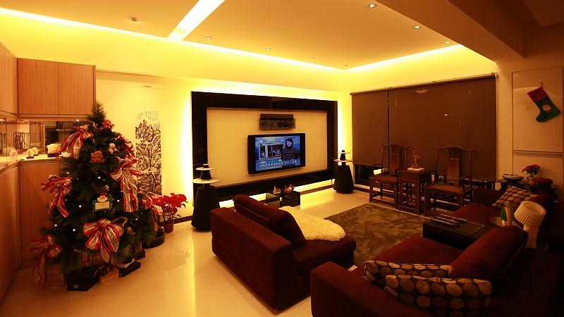 My livingroom 冬天做些小改變的客廳