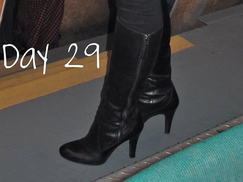 Livingaftermidnite - Shoe Challenge Day 29