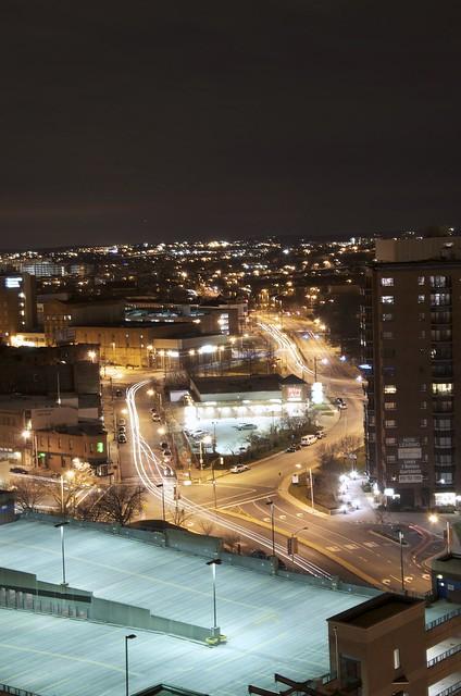 Downtown Crane