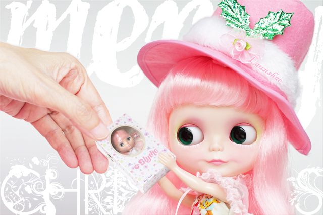 merry christmas dear dolly friends! :)