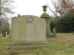 Winslow Homer's grave