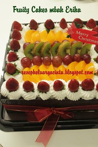 Fruit Cake Erika Mahakarya