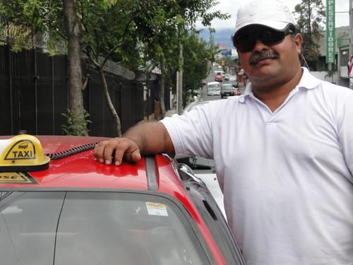 Taxi Driver - Costa Rica - San Jose