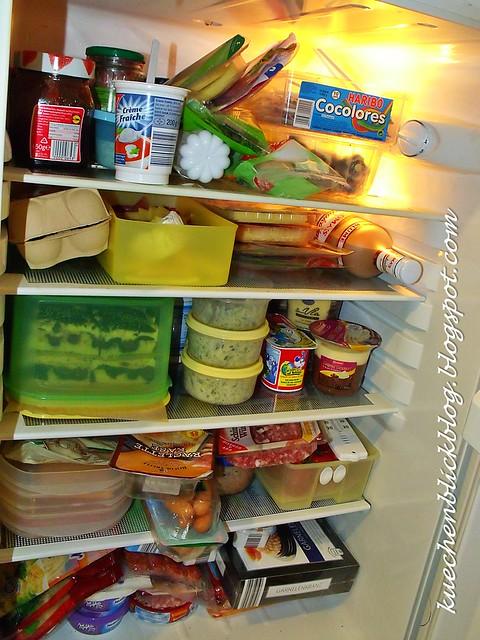 Kühlschrank mit Völlegefühl